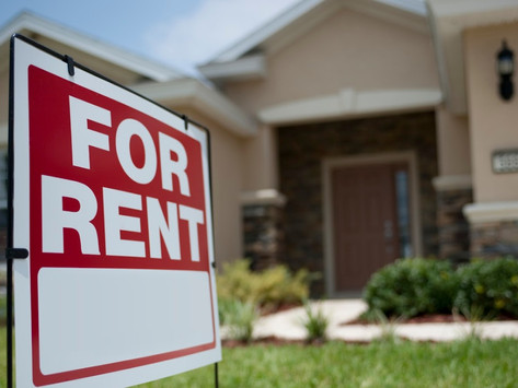 What's going on with Rentals nationwide?