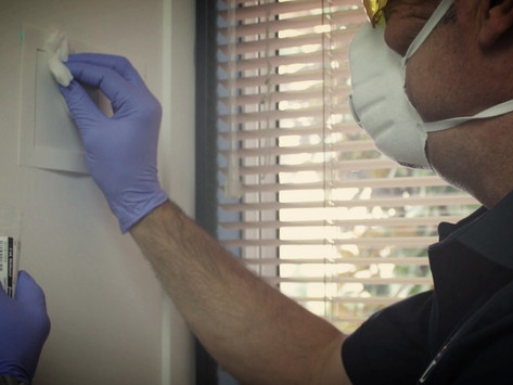 Top five tips to protect against meth contamination