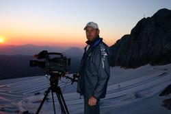 Sonnenaufgang Dachstein