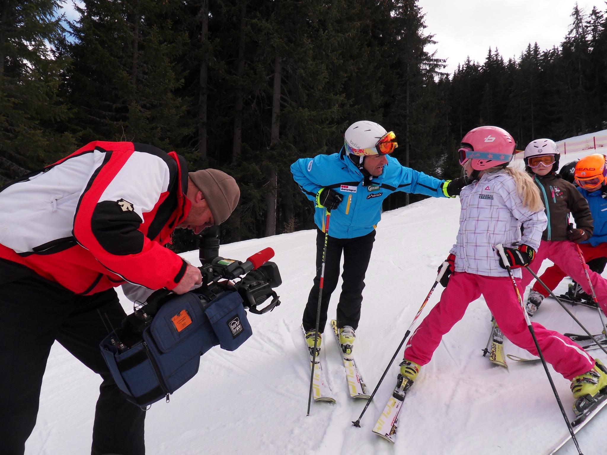 Doku: Vom Traum ein Skistar zu werden