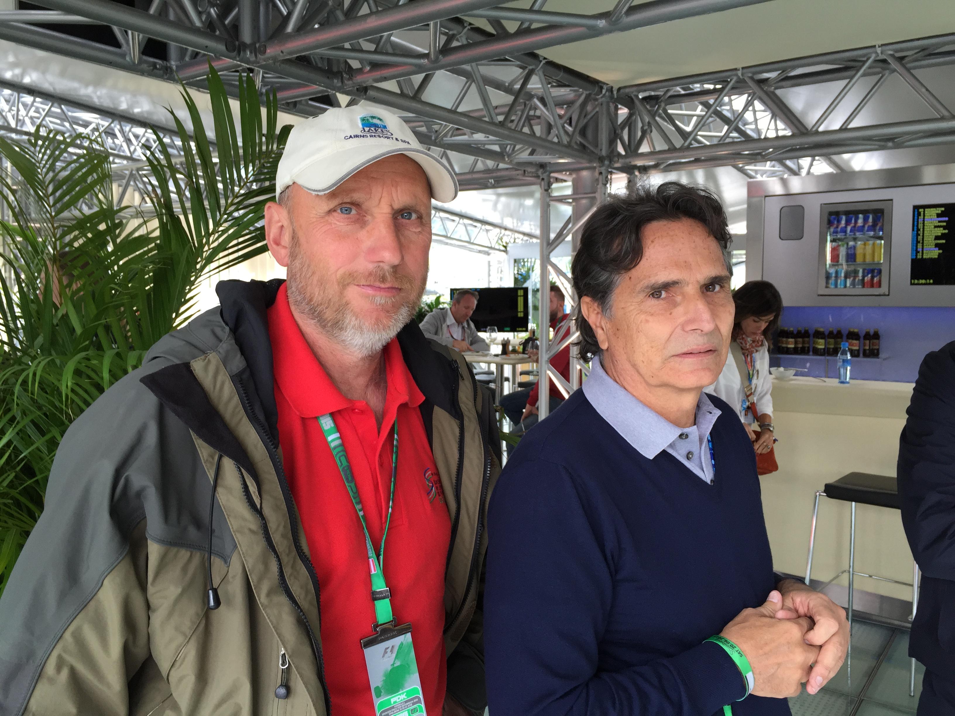 Formel 1 Spielberg: Emerson Fittipaldi