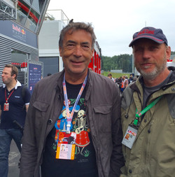 Formel 1 Spielberg: Hubert von Goisern