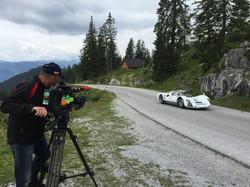Ennstal Classic: Bergprüfung Porsche Carrera 6
