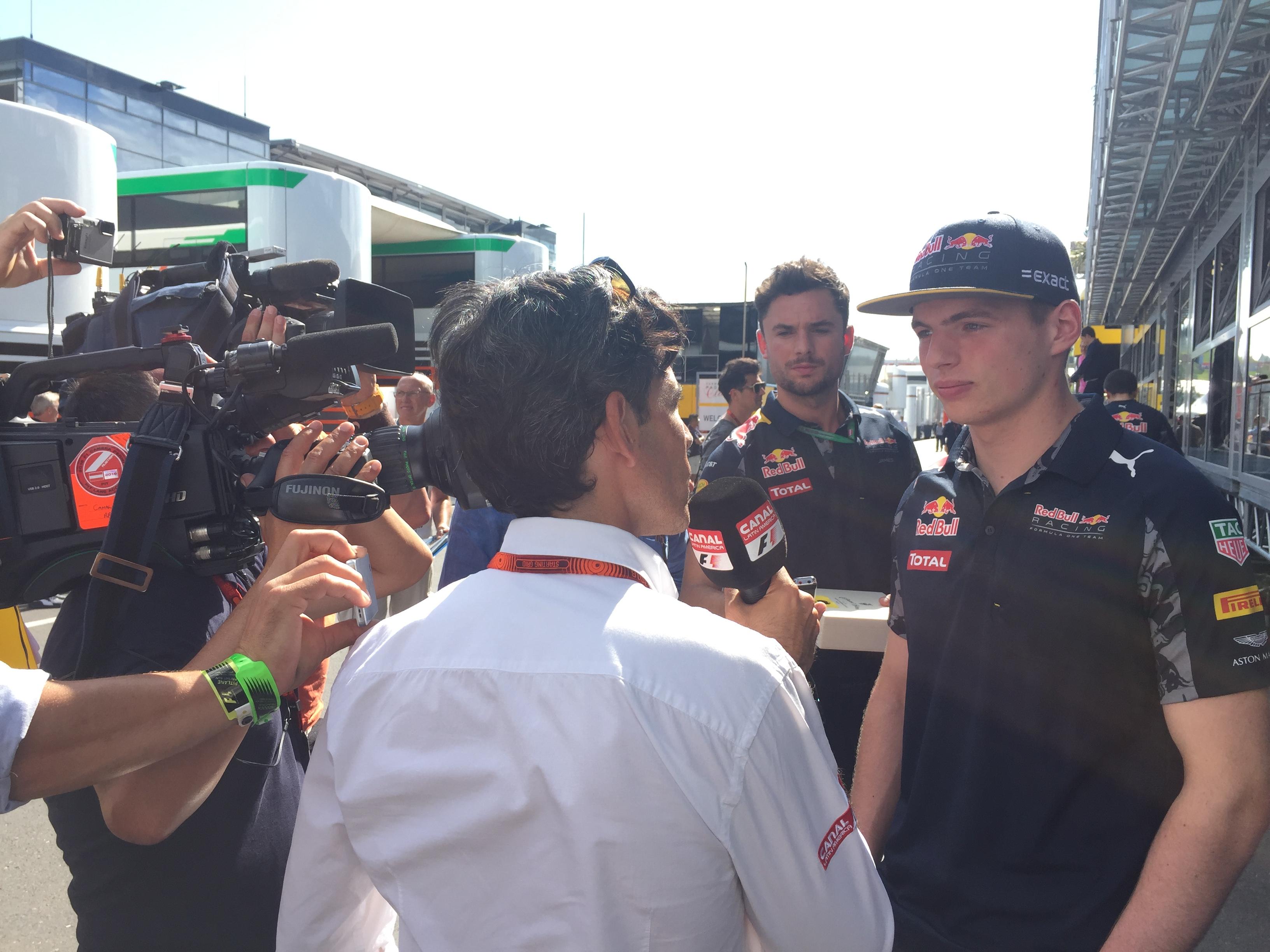 Formel 1: Max Verstappen