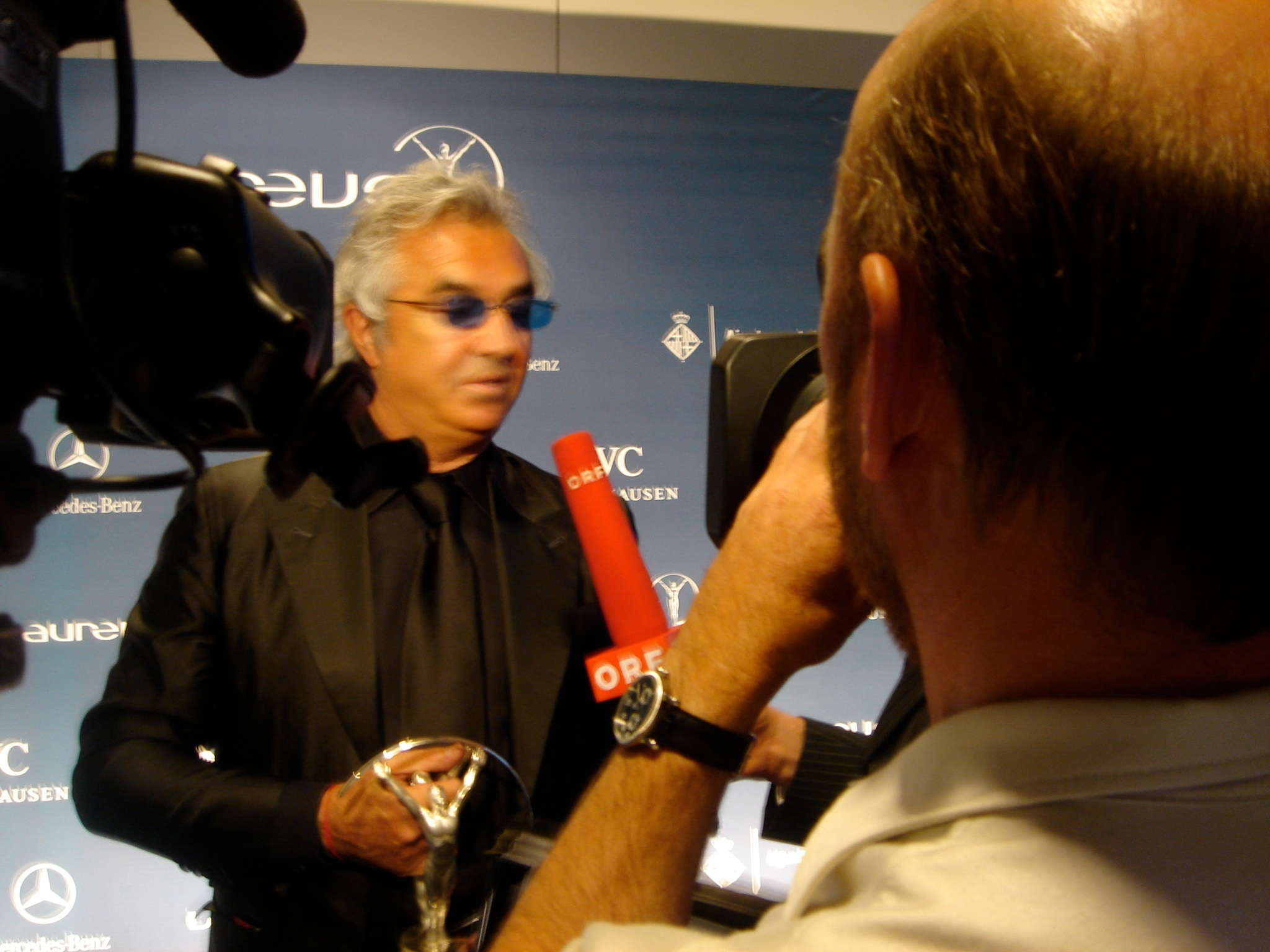 Laureus Sports Awards: Flavio Briatore