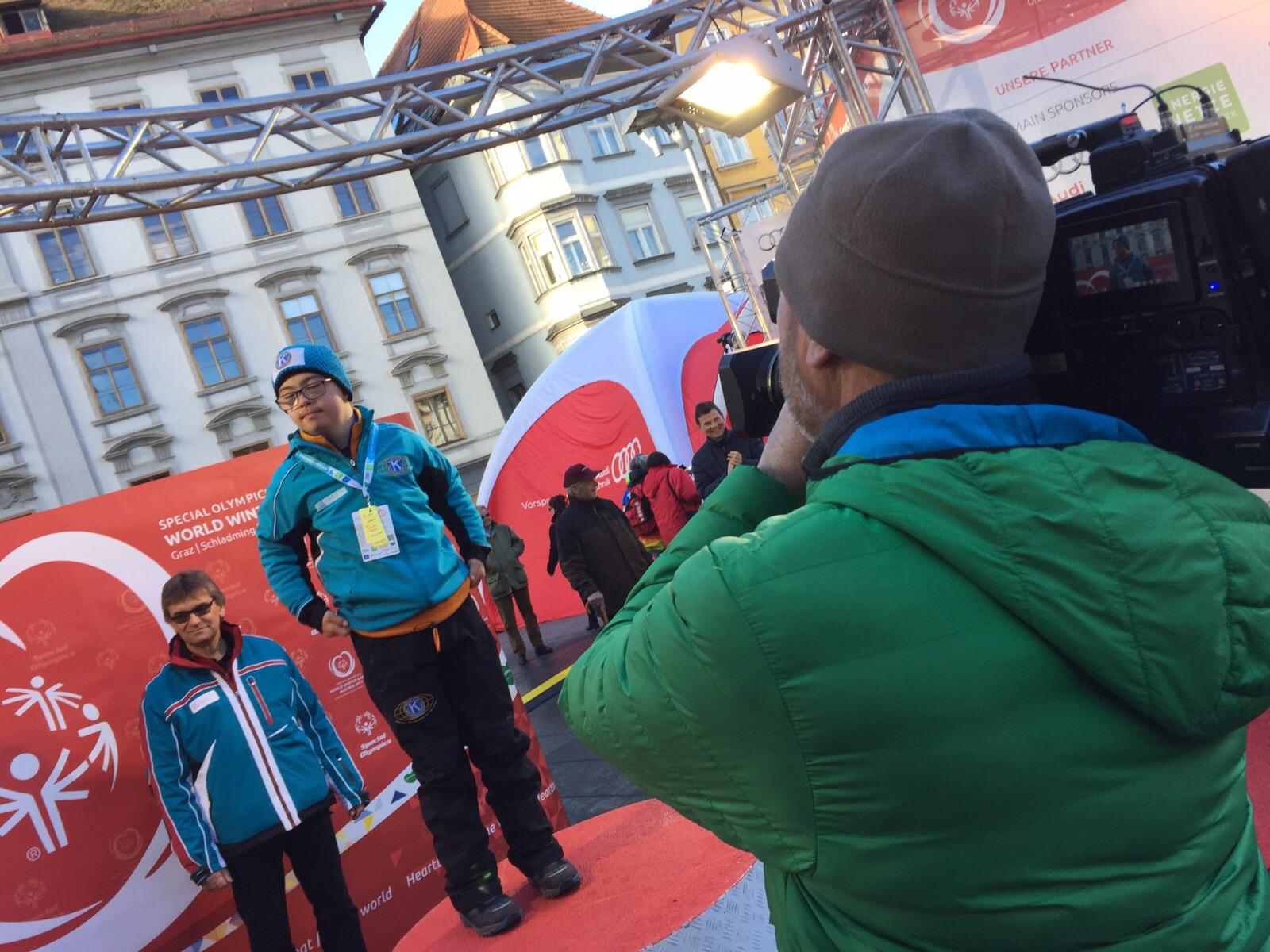 Spezial Olympics Graz