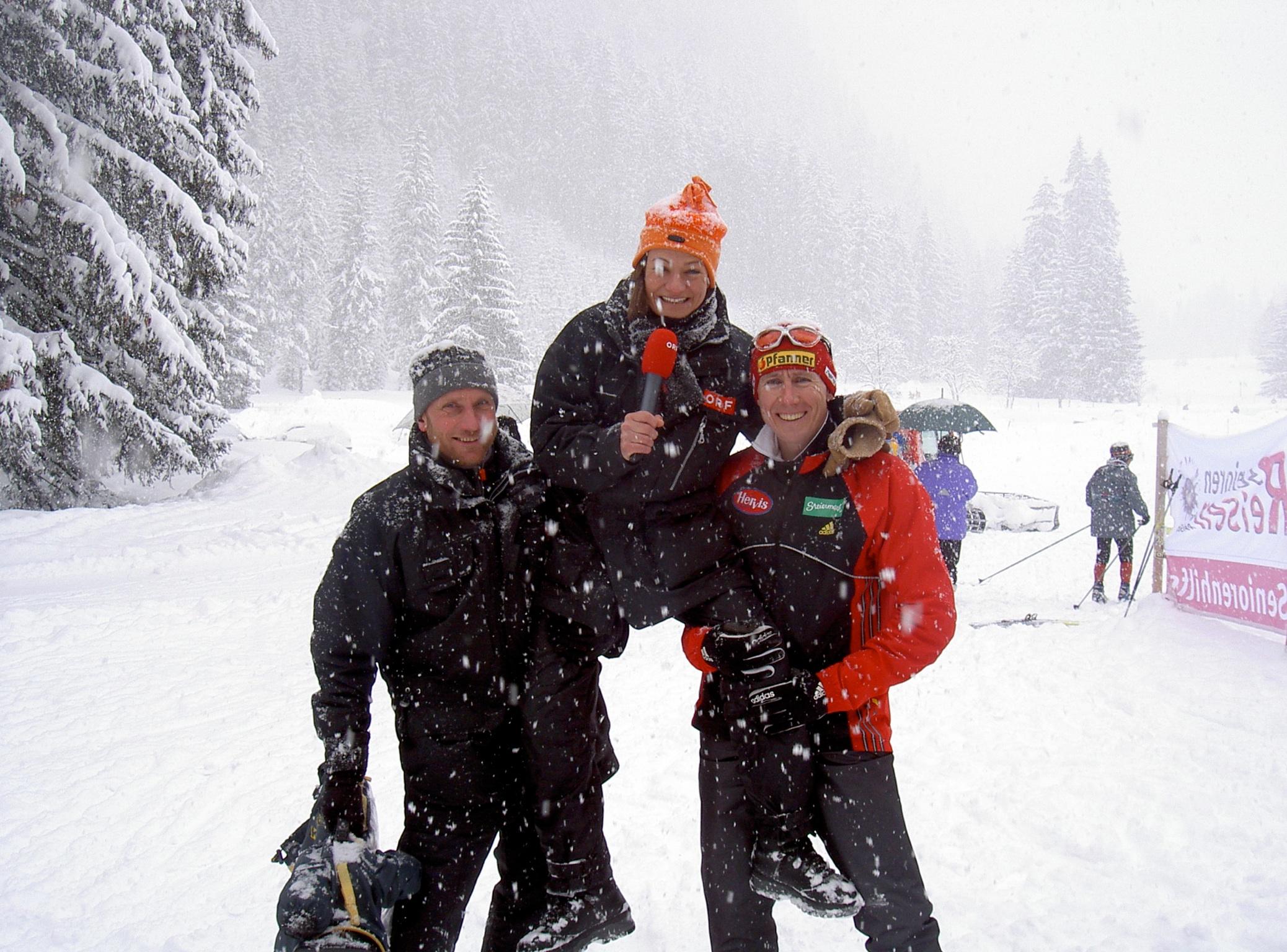 Langlauftipps mit Louis Stadlober