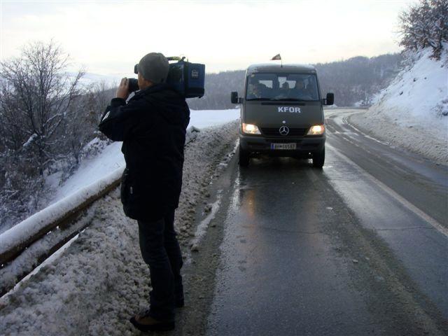 Mit KFOR in Kosovo