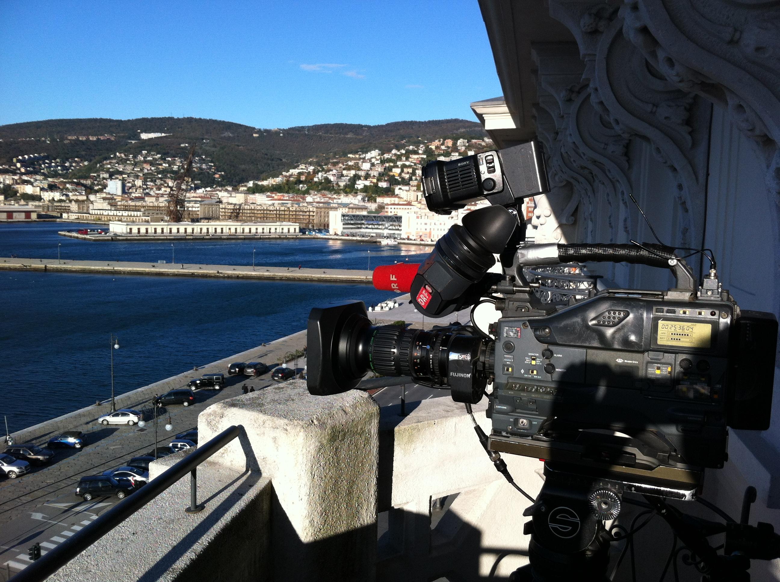 Monte Carlo: Reich und Schön Dreharbeiten