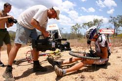 Crocodile Trophy Australien, das härteste Radrennen der Welt