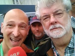 Formel 1 Spielberg: Interview mit George Lukas