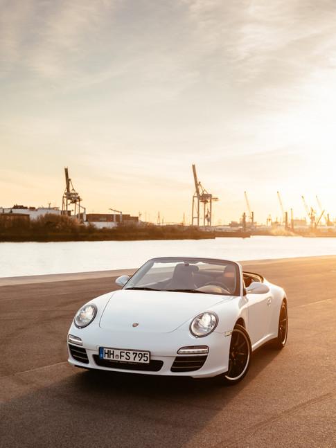 Porsche 997 Carrera 4C