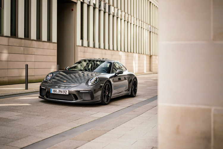 911 GT3Touring