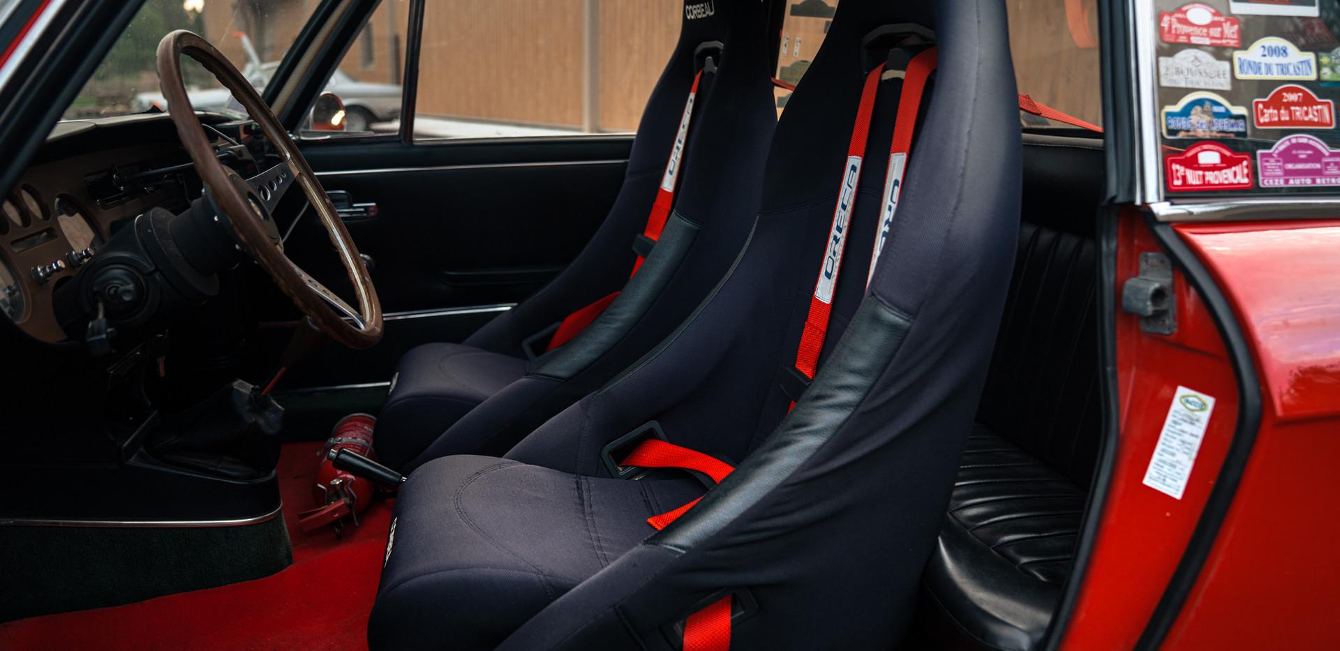 Lancia Fulvia 1300s