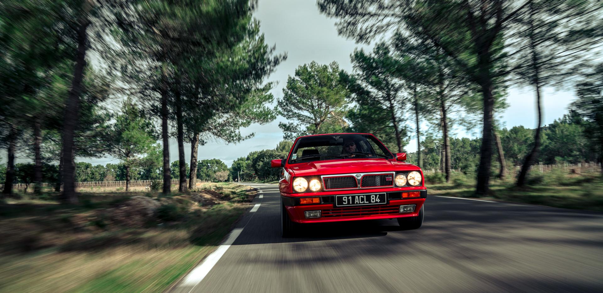 Lancia Delta Integrale 16V 1989