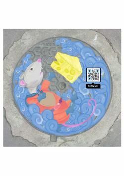 Manhole covers (gesleept)
