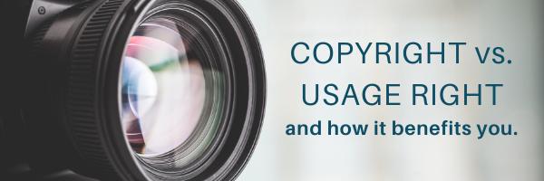 Copyright vs. Usage Right