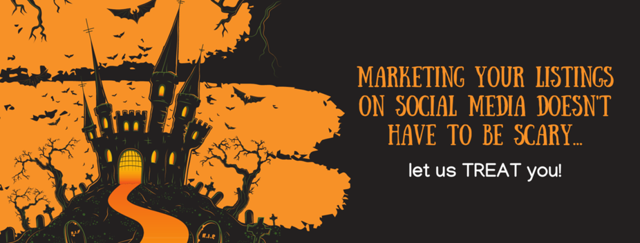 Marketing Your Listings on Social Media Doesn't Have to be SCARY