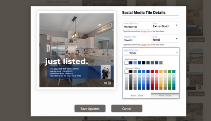 Three Minute Marketing Tools - Social Media Tiles