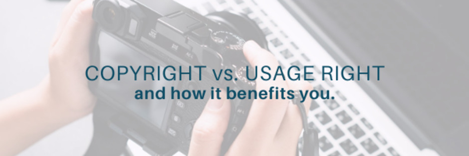 Copyright vs Usage Right