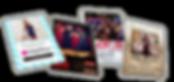 animated gifs, social photo booth, gif booth, social media integration, gif photo booth,
