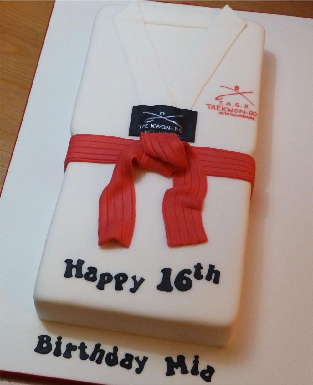 Hobby Birthday Cake