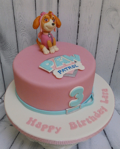 Cake for Children's Birthday Party