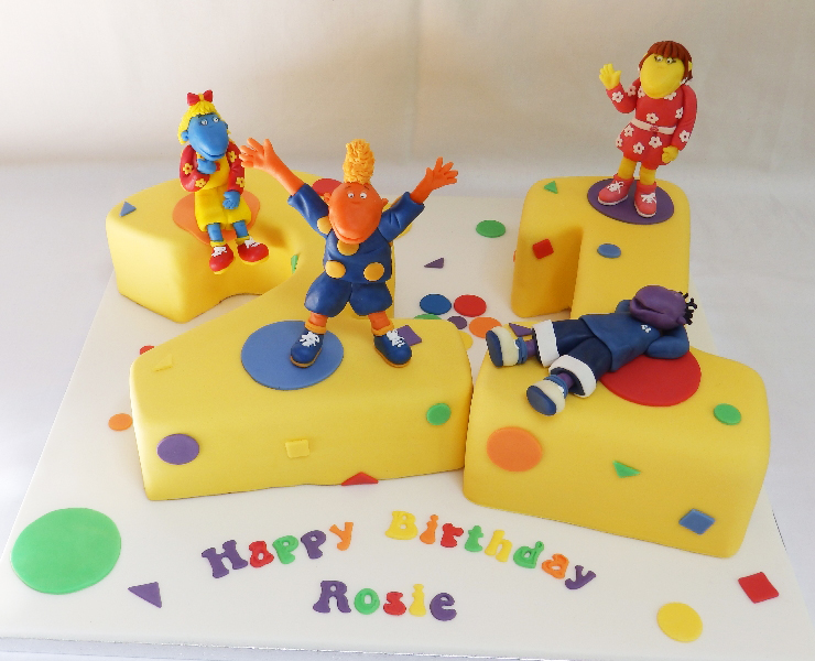 Personalised Character Cake