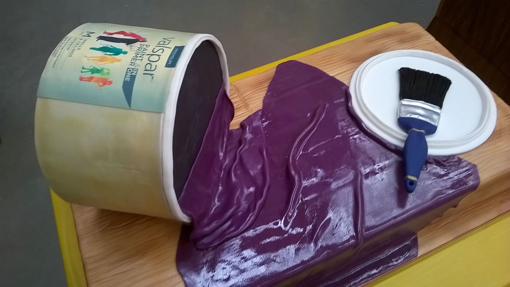 Fully Edible Cake Sculpture