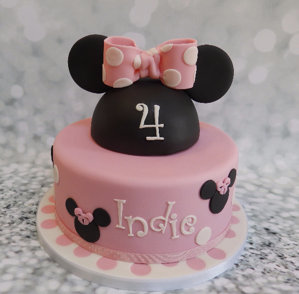 Custom Children's Birthday Cake