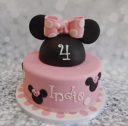 Custom Children's Birthday Cake