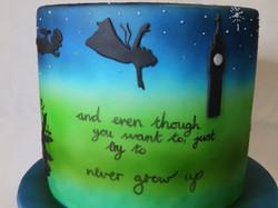 Chidren's Cake Based on a Story