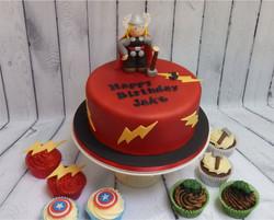 Personalised Children's Cake