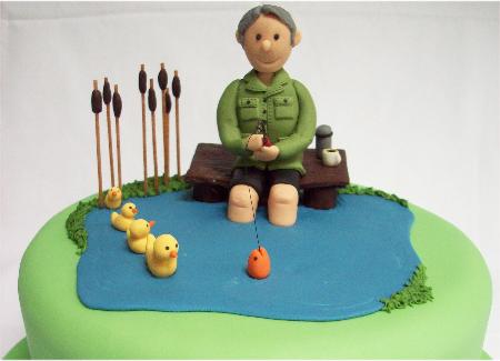 Perfect Surprise Cake Present