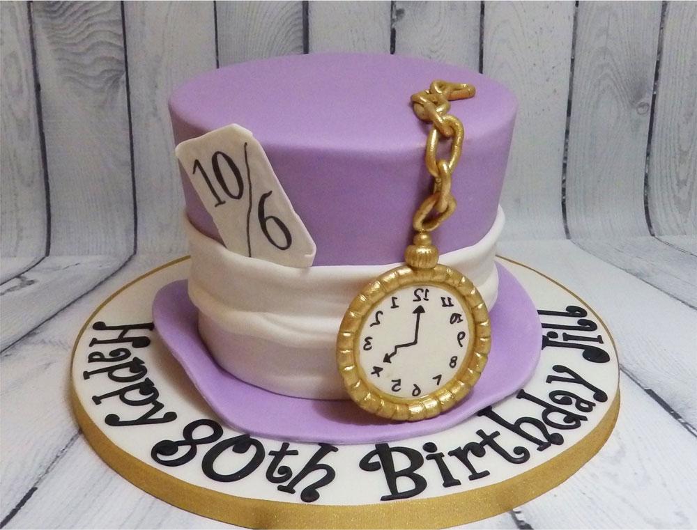Novelty Birthday Cake Gift