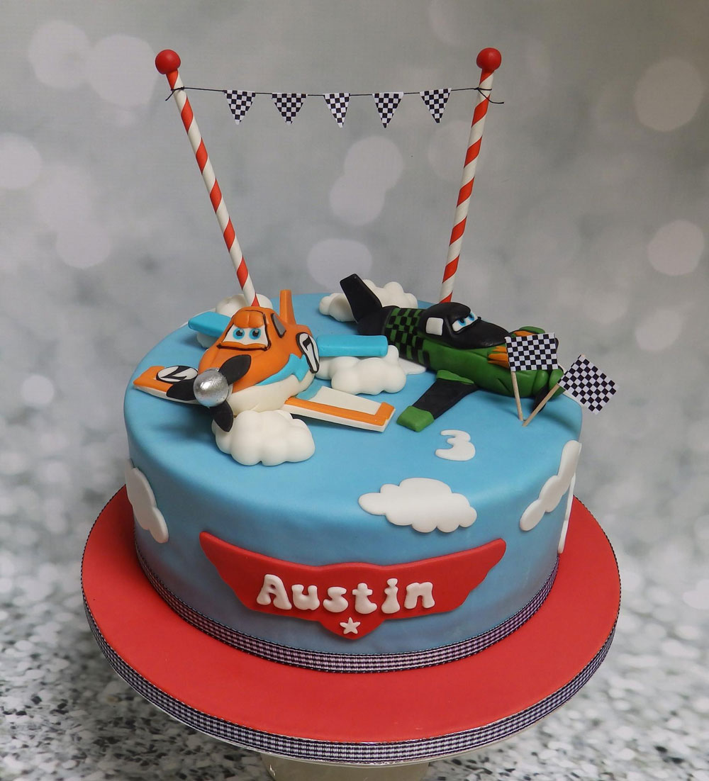 Kid's Birthday Party Cake