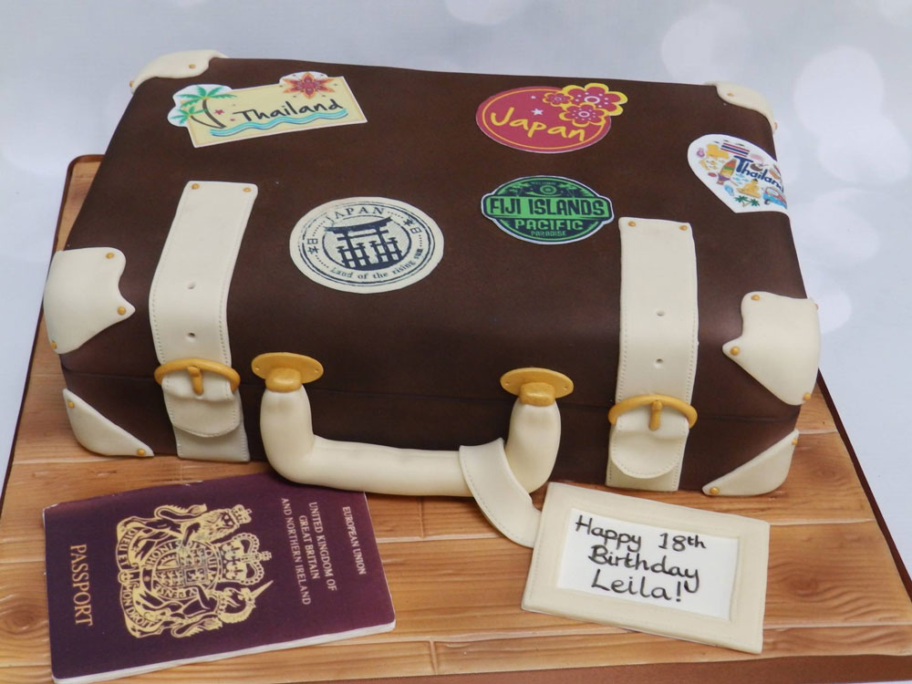 Custom Made Novelty Cake - Bristol