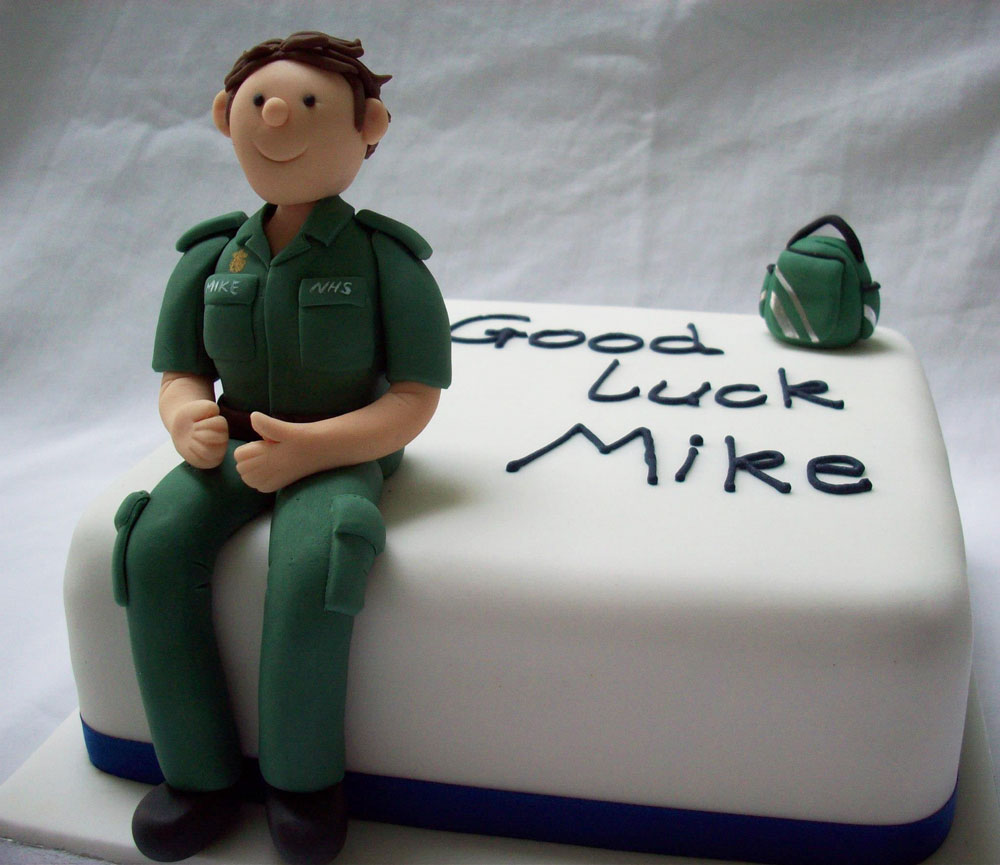 Good Luck in your New Job Cake