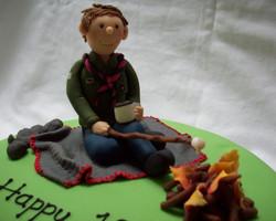 Celebration Cake Toppers