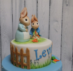 Favourite Character Cake