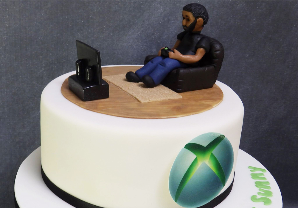 3d Personalised Cake