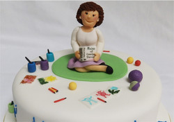 Novelty Toppers for Birthday Cake