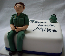 Good Luck Cake Made to Order