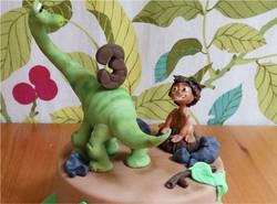 Children's Film Character Cake