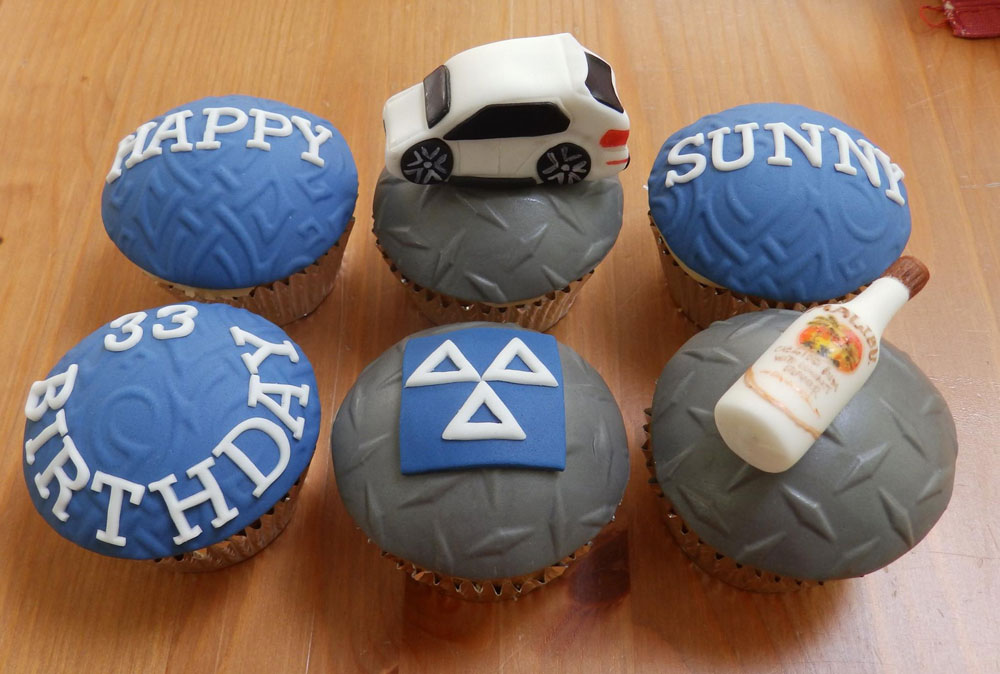 Personalised Cupcake Delivery