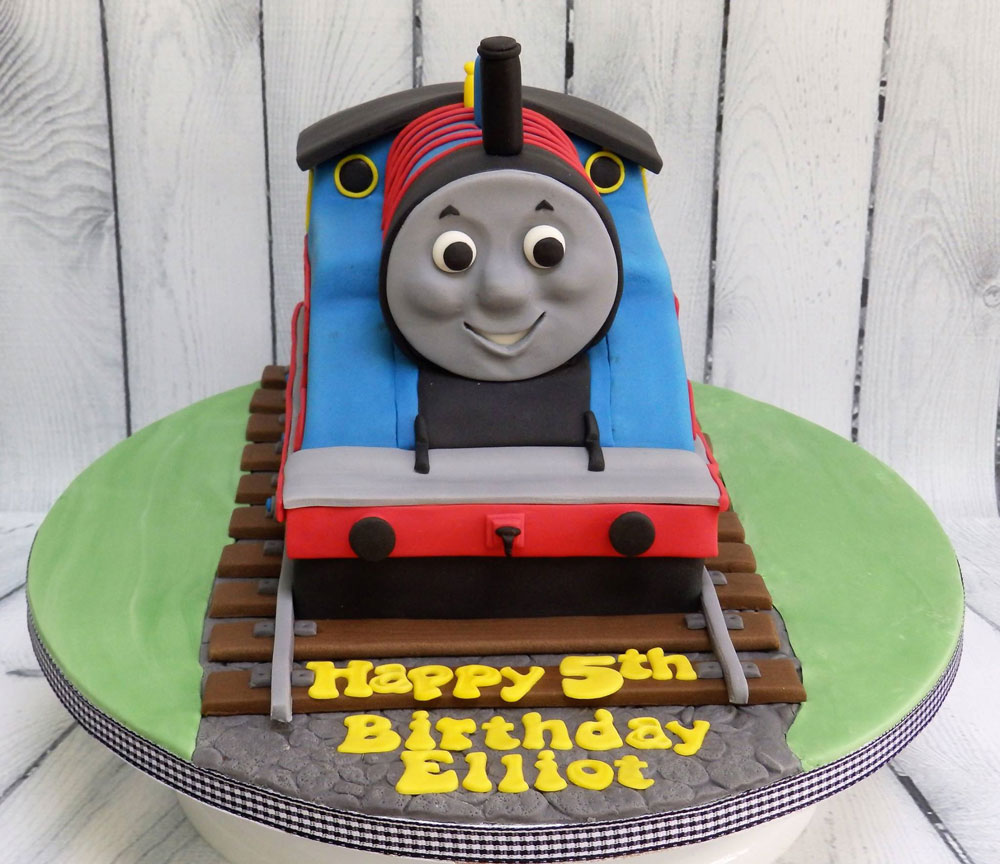 Replica Thomas Birthday Cake