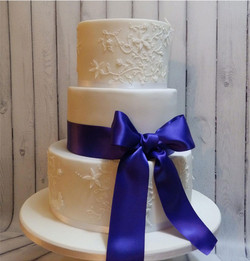 Stunning Wedding Cake Design