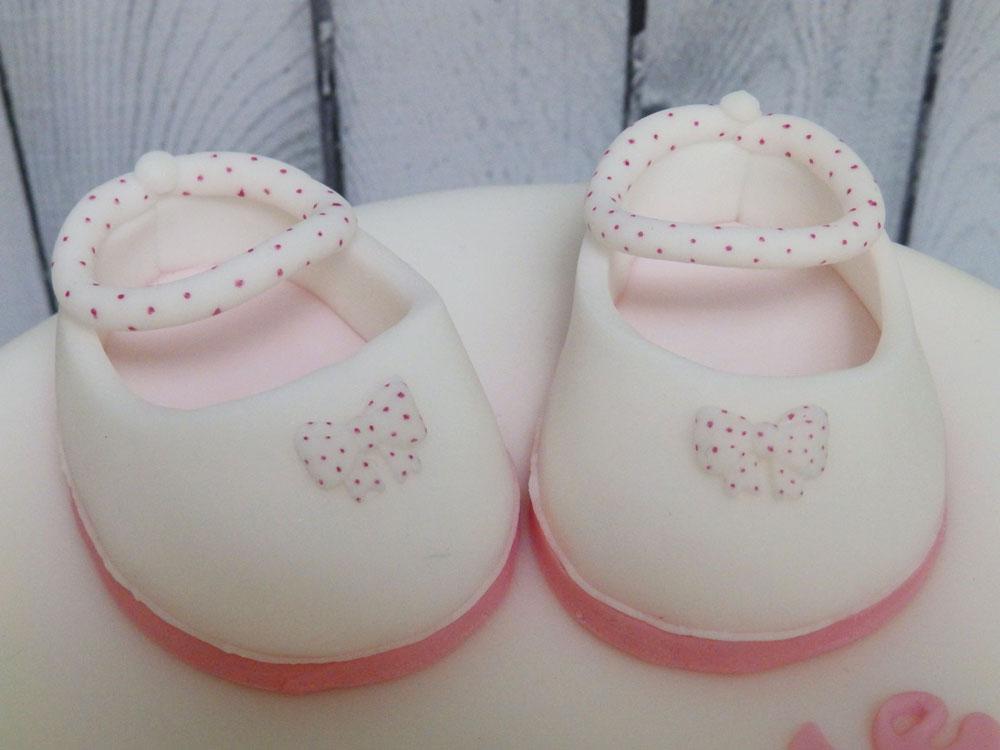 Edible 3D Cake Figures
