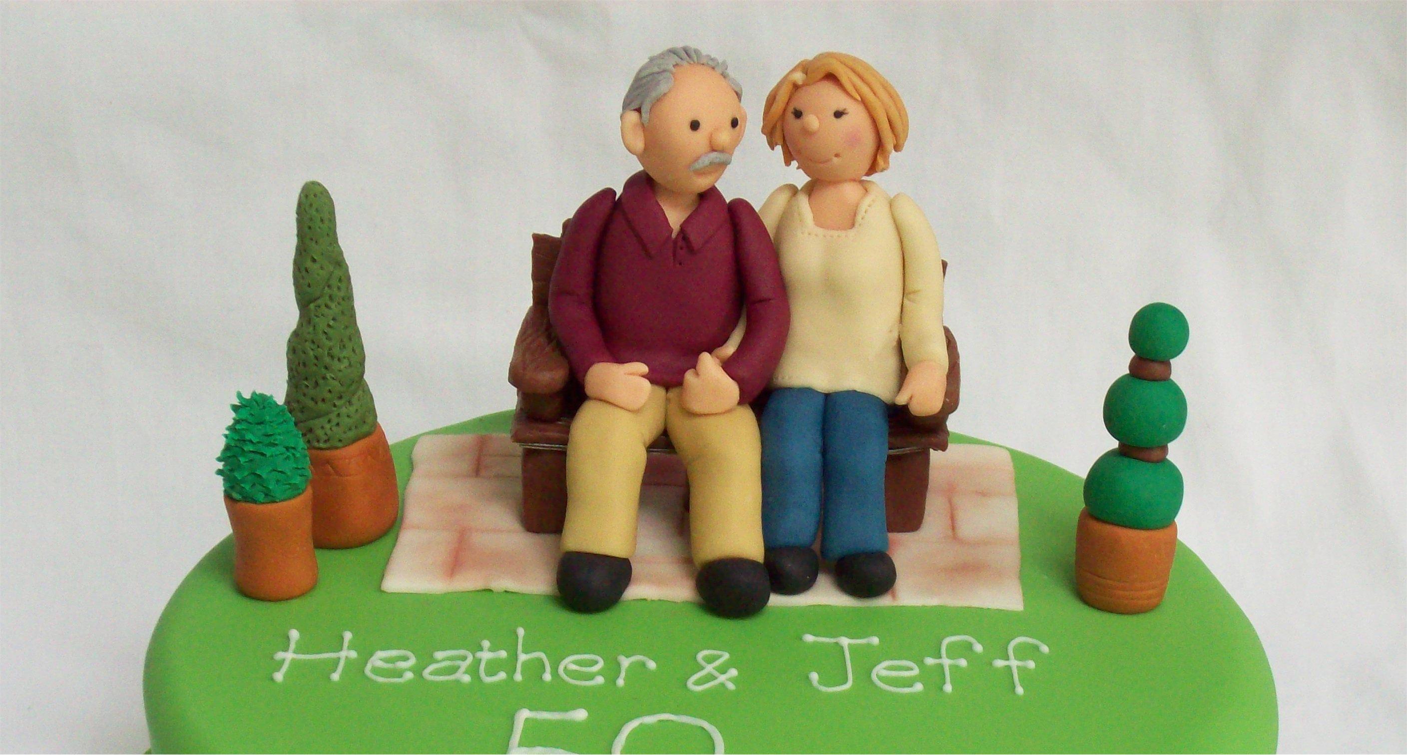 Bespoke Anniversary Cake Models