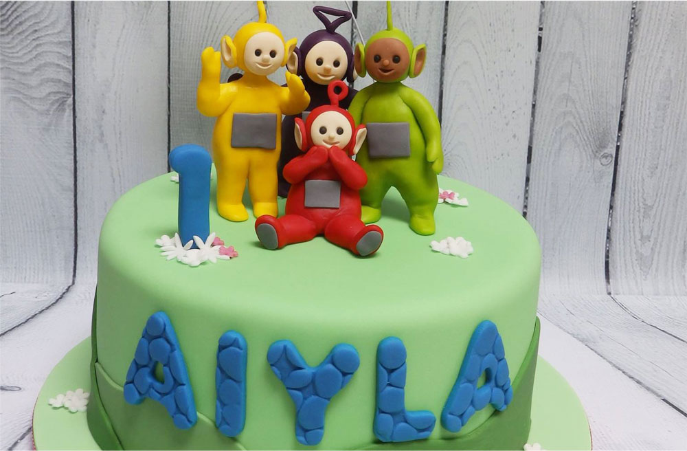 Favourite TV Show Cake